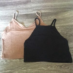 Tops - BUNDLE!! Crop tops